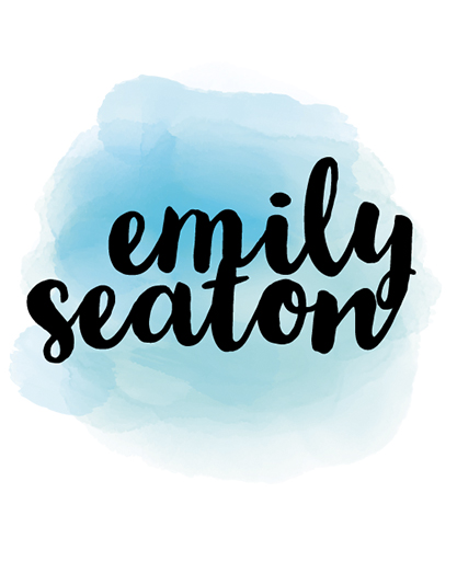 Freelance Graphic Designer Emily Seaton